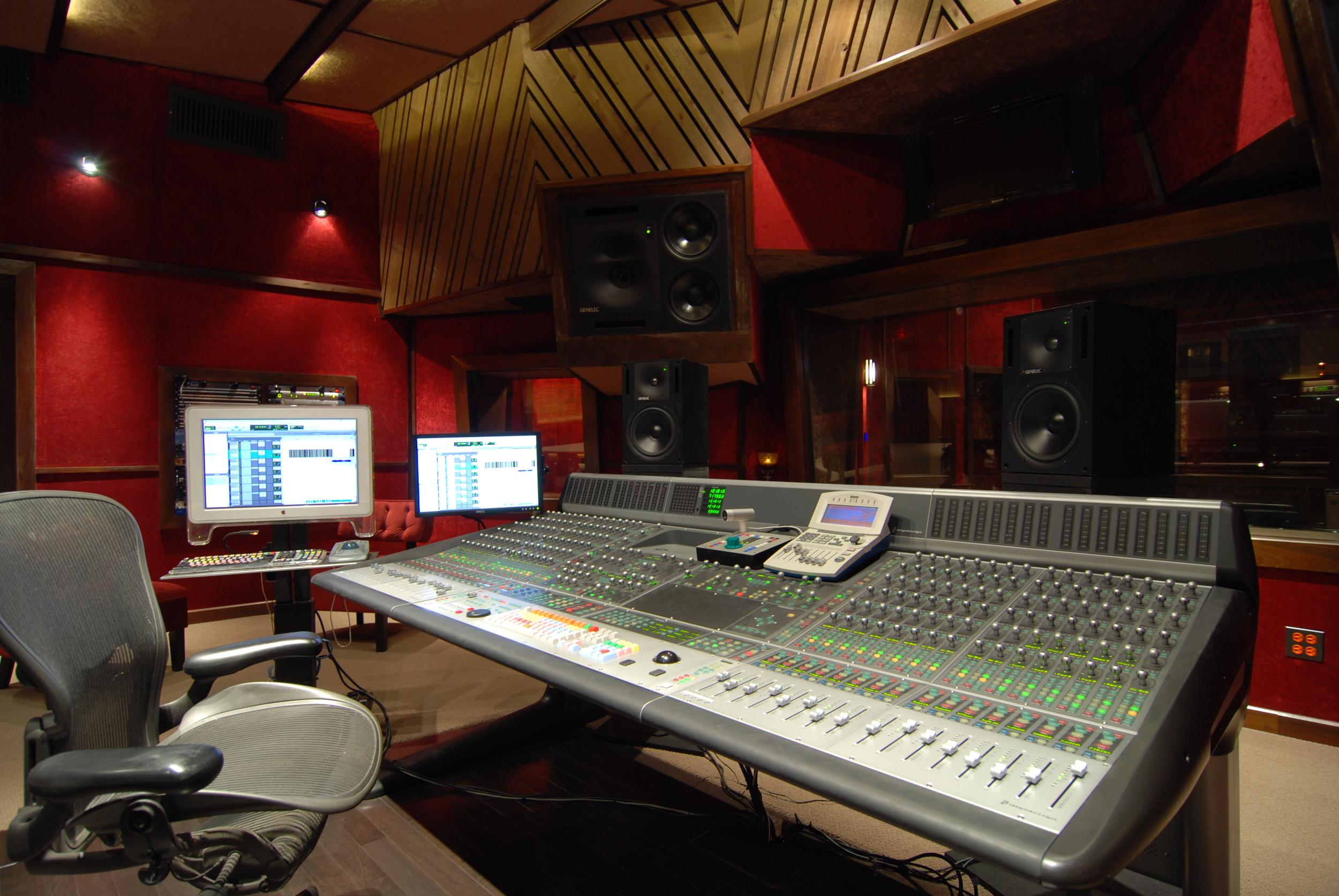 hinge recording studio chicago music