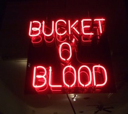 Bucket o' Blood Records