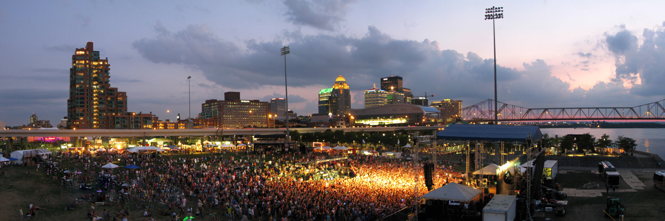 The Forecastle Festival