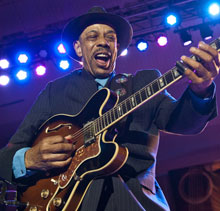 John Primer: 'Blues On Solid Ground' Tour
