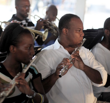 "Crossing Borders Music: ""HAITI: Music of Life, Loss, and Hope"""
