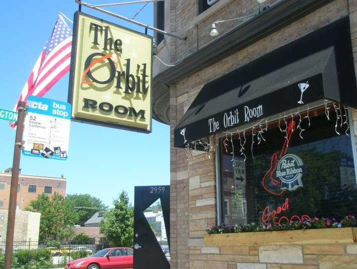 The Orbit Room | Chicago Music